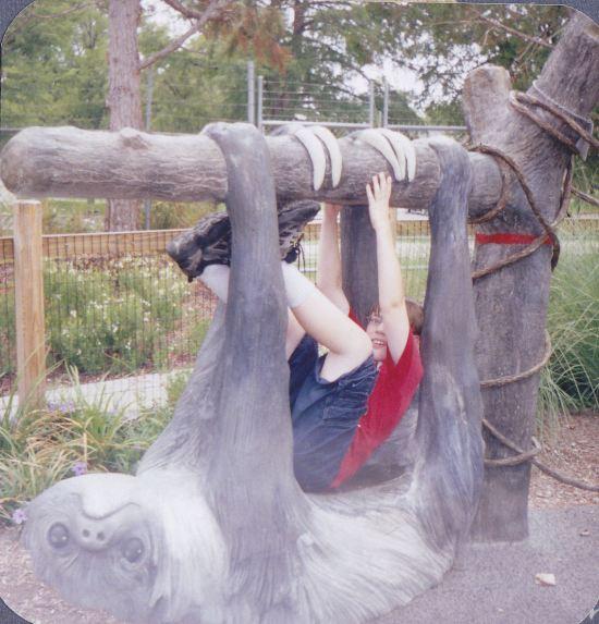 Fake Sloth!