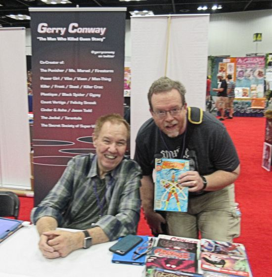 Gerry Conway!