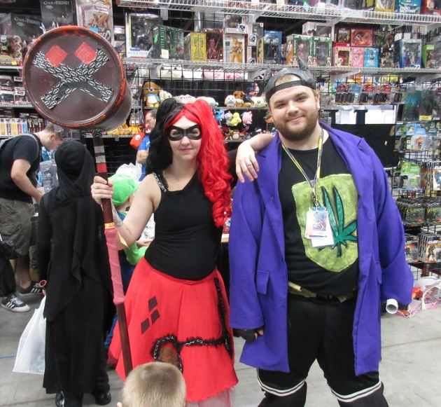 Harley + Bluntman!