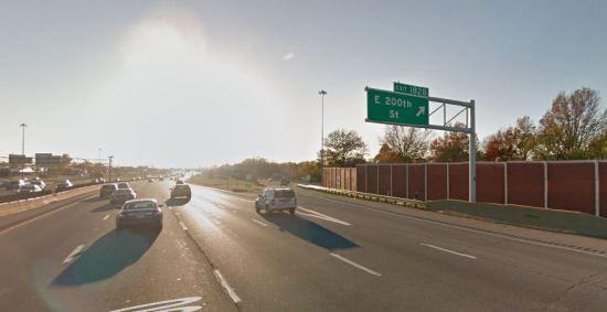 I-90 Westbound!