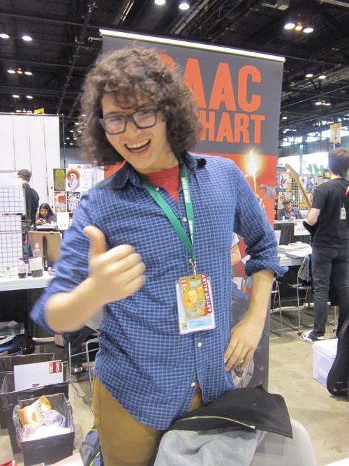 Isaac Goodhart!