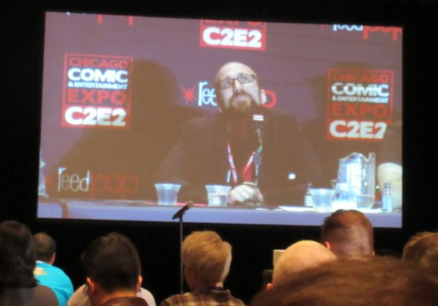 Kieron Gillen Thinking!