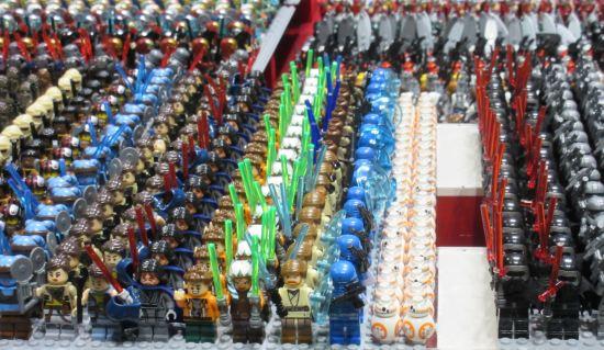Lego Army!