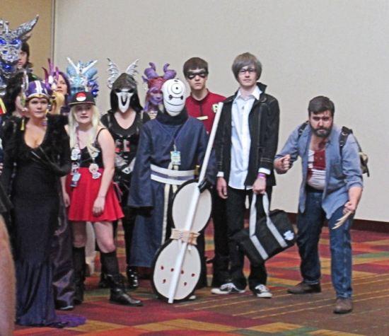 Indiana Comic Con costume photo!