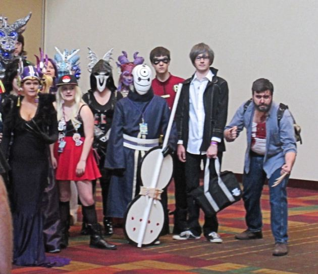 Indiana Comic Con costume photo!