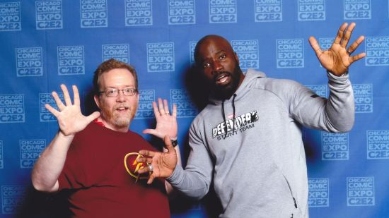 Mike Colter!