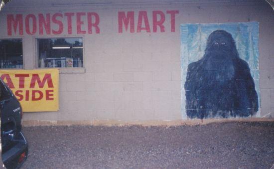 Monster Mart!
