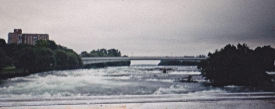 Niagara River!