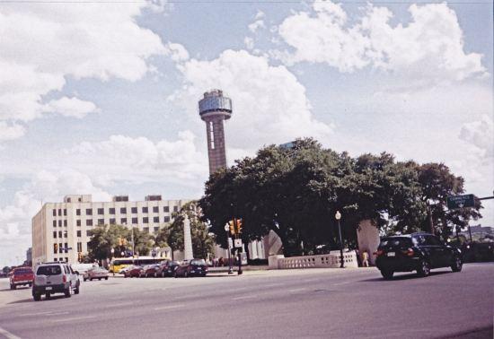 Reunion Tower!