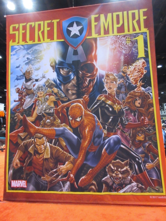 Secret Empire!