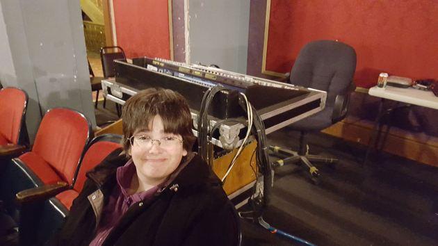 Sound Board Seats!