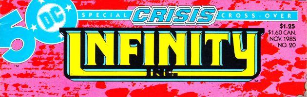 SPECIAL CRISIS CROSSOVER!