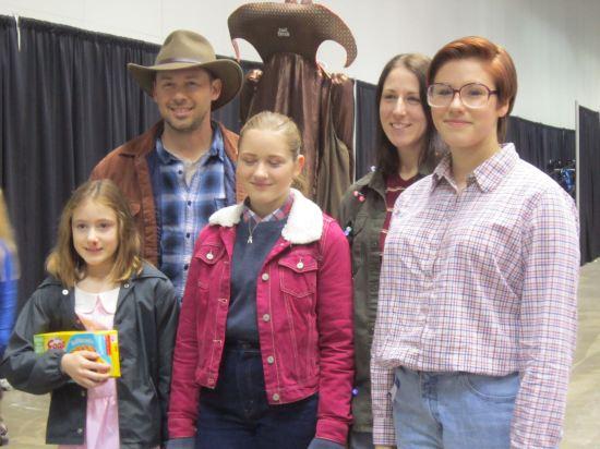 Stranger Things family!