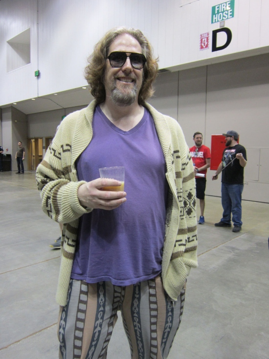 The Dude!