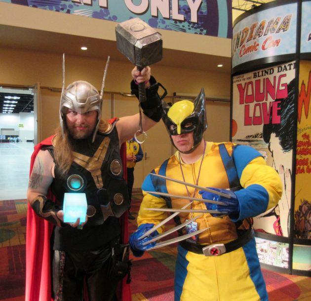 Thor + Wolverine!