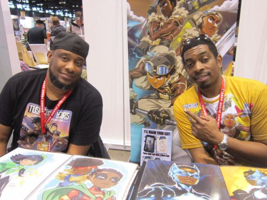 Tuskegee Heirs!