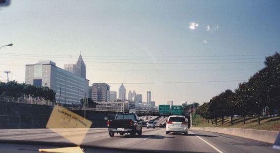 Atlanta Skyline!