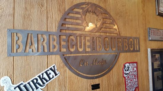 Barbecue and Bourbon!