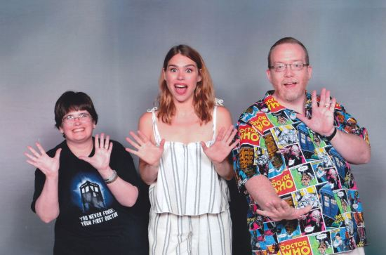 Billie Piper!