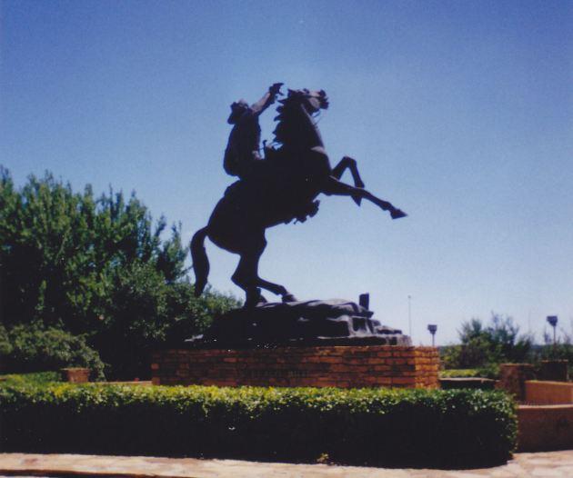 Buffalo Bill!