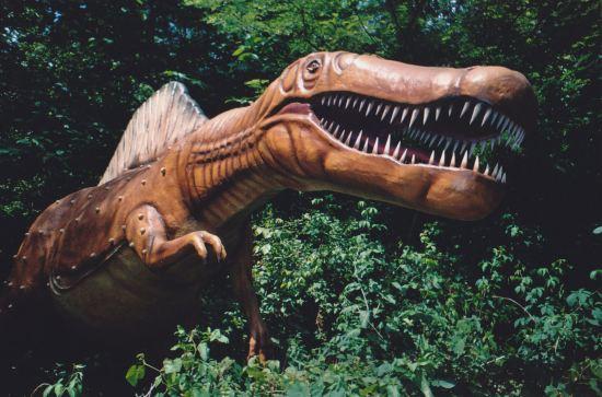Evil Dimetrodon!
