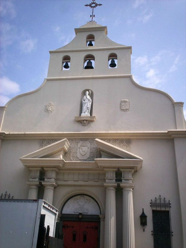 Cathedral Basilica of St. Augustine!
