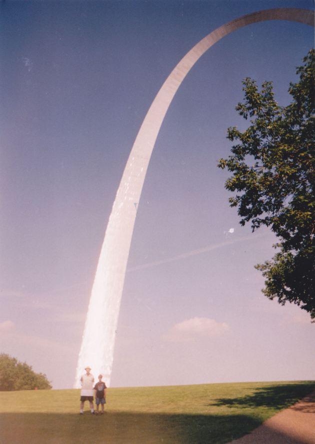 Gateway Arch!
