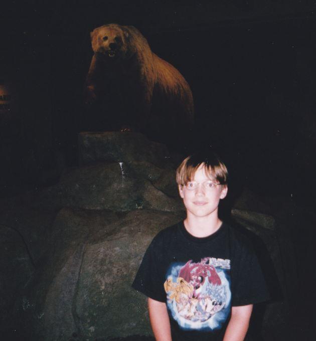 GATEWAY BEAR!