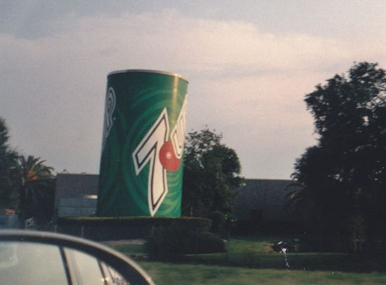 Giant 7-Up!