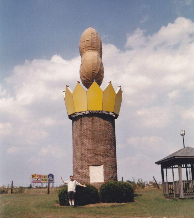 Giant Peanut!