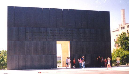 OKC Memorial.