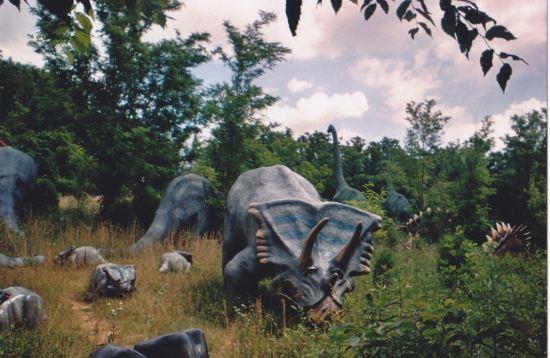 Sad Triceratops!