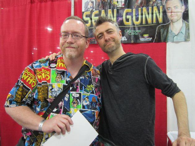 Sean Gunn!