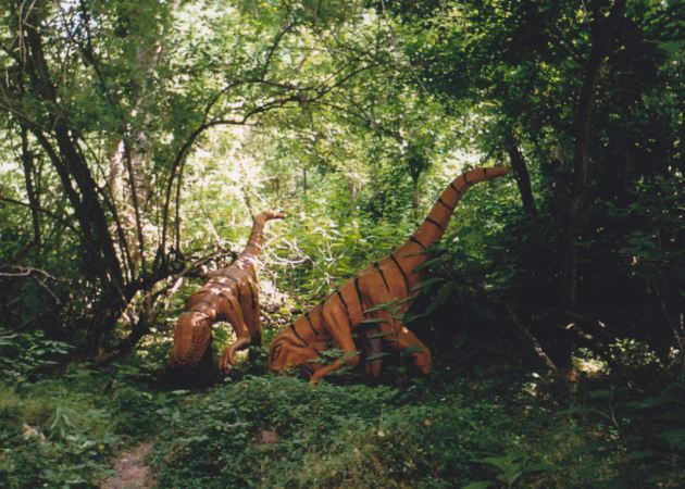 Garfieldosaurs!