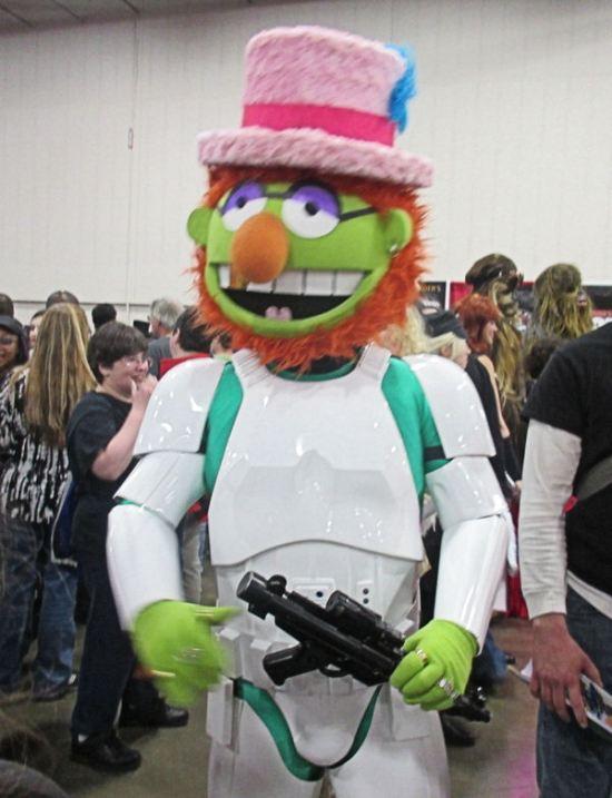 Trooper Dr. Teeth!