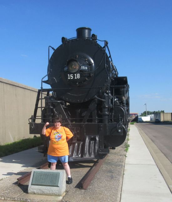 Anne + Train!