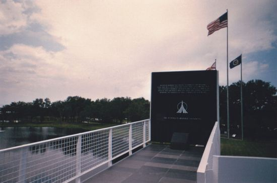 Astronauts Memorial.