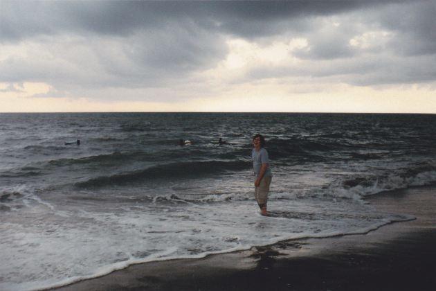 Boy Beach!