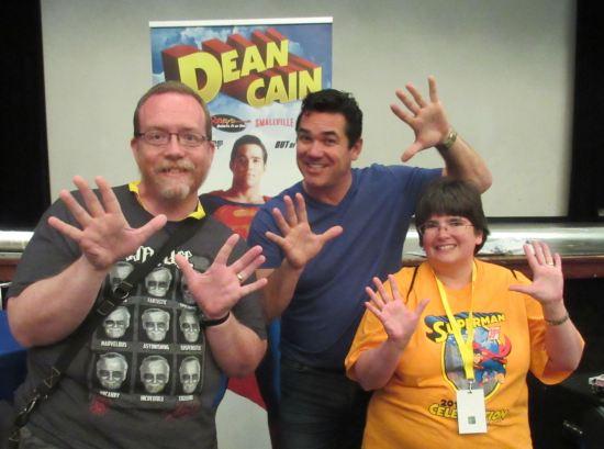 Dean Cain!