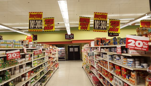 Why Grocery Stores Destroy Food
