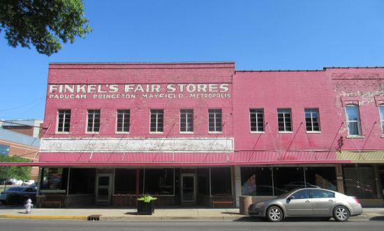 Finkel's Fair Stores!