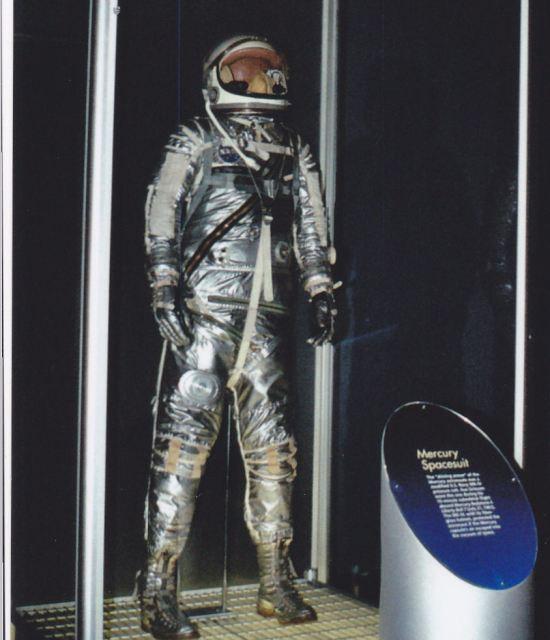 Mercury Spacesuit!