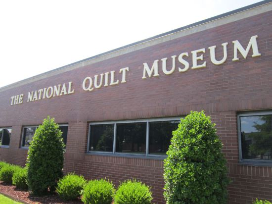 National Quilt Museum!