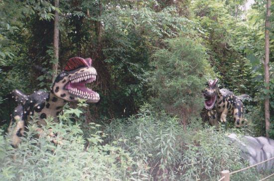 Raptor Ambush!