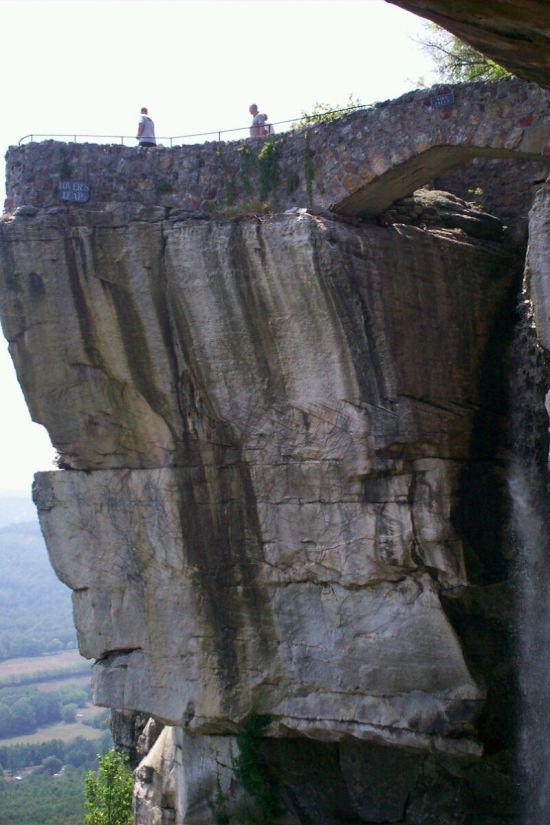 Rock City Big Cliff!