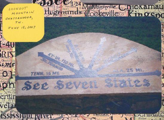 Seven States!
