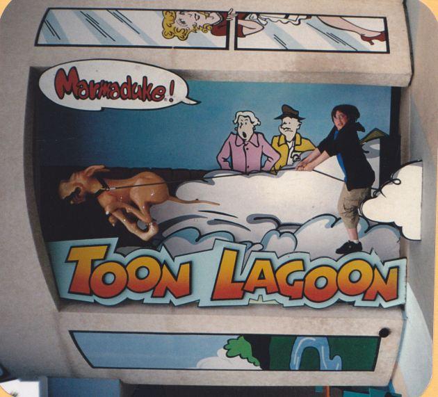 Toon Lagoon!