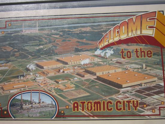 Welcome to the Atomic City!