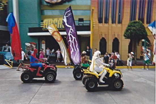 X-ATVs!