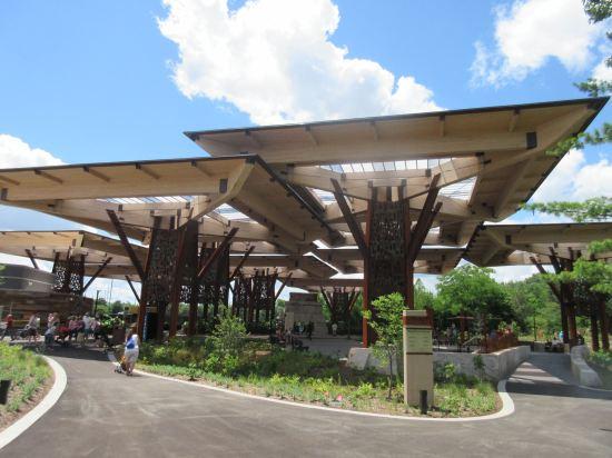 Bicentennial Pavilion!